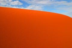 большой красный цвет Стоковые Фотографии RF