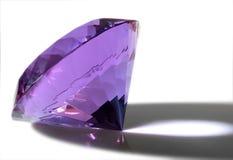 большой кристалл Стоковые Изображения