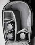 Большой мешок камеры перемещения Стоковые Фотографии RF