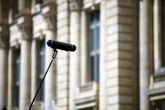 Большой микрофон Стоковое Изображение RF