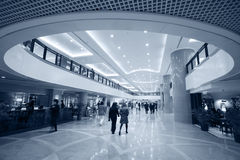 большой мол Hong Kong Стоковые Фотографии RF