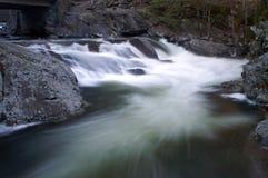 большой национальный парк гор закоптелый Стоковая Фотография RF