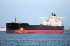 большой нефтяной танкер стоковые изображения