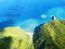 большой остров Гавайских островов стоковое фото rf