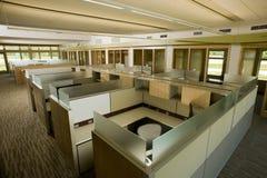 Большой офис Стоковые Изображения