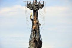 большой памятник peter к Стоковые Фотографии RF