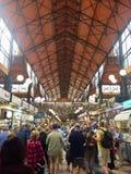 Большой рынок Hall стоковая фотография rf