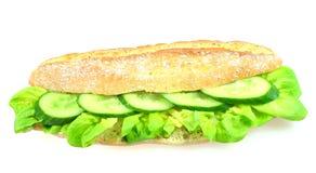 большой сандвич Стоковые Изображения