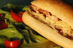большой сандвич Стоковое фото RF