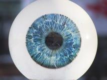 Большой стеклянный глаз Стоковая Фотография