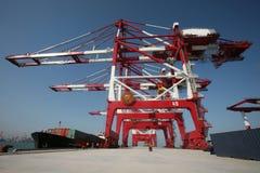 Большой стержень контейнера Стоковая Фотография RF