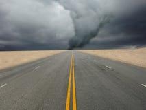 Большой торнадо Стоковое фото RF