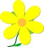 большой цветок Стоковая Фотография