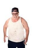 большой человек Стоковая Фотография RF