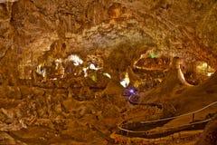 большой cavern Стоковые Фото