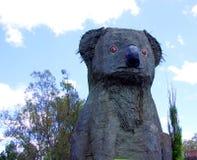 большой koala Стоковые Изображения RF