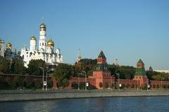 большой kremlin Стоковая Фотография
