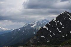 Большой Mountain View стоковые изображения rf
