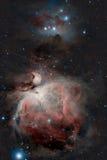 большой nebula orion Стоковая Фотография RF