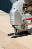 большой sawing переклейки carpers Стоковое Изображение RF