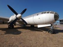 бомбардировщик b29 Стоковое Изображение