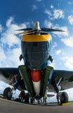 бомбардировщик grumman мстителя torpedo Стоковое Изображение
