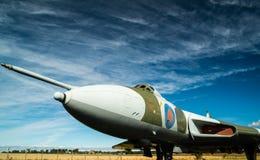 Бомбардировщик Vulcan Стоковая Фотография