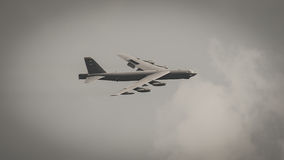 Бомбардировщик B52 Стоковые Фотографии RF