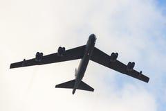бомбардировщик 52 b стоковые фотографии rf