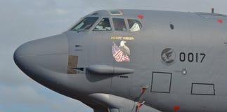 Бомбардировщик B-52 Stratofortress Стоковое Фото