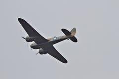 Бомбардировщик Blenheim WW2 британцев Стоковое Фото