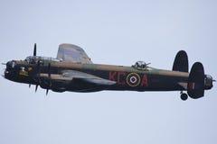 Бомбардировщик PA 474 Avro Ланкастера Стоковые Фото