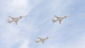 3 бомбардировщик Tu-22M Стоковые Изображения