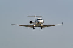 Бомбардье CRJ-200 Стоковое фото RF