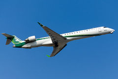 Бомбардье CRJ-900LR YI-AQA Iraqi Airways Стоковая Фотография