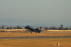 Бомбардье Learjet 60 Стоковое Фото