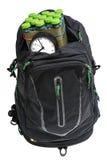 Бомба в рюкзаке стоковая фотография rf