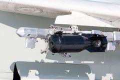 Бомба под плоским крылом Стоковые Изображения RF