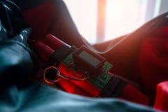 Бомба Стоковое фото RF