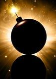 бомба da Стоковое Фото