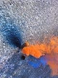 Бомбы дыма Стоковые Фотографии RF