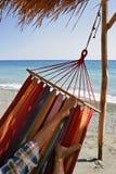 бомж пляжа Стоковое фото RF