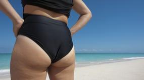 Бомж пляжа Стоковые Изображения