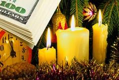 Бонус рождества. стоковые изображения rf