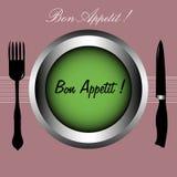 Бон appetit Стоковое Изображение
