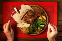 Бон Appetit Стоковые Изображения RF