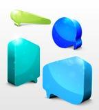 бормотушк пузырей Стоковое Фото