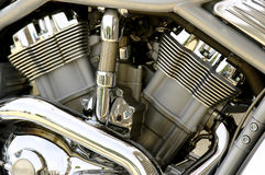 боров двигателя Стоковое Изображение RF