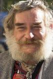бородатый человек Стоковое Изображение RF