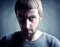 Бородатый человек Стоковое фото RF